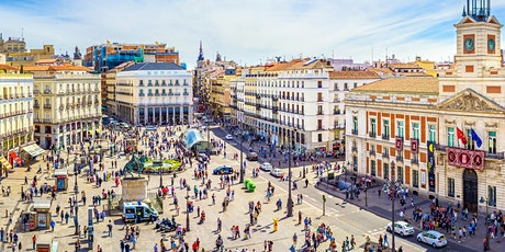 Virtual Tour Madrid, Discover Madrid Online. tickets