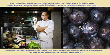 No One Wants a Skinny Chef - 9 Ingredients For More Profits! tickets