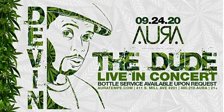 Devin The Dude @ Aura Nightclub tickets