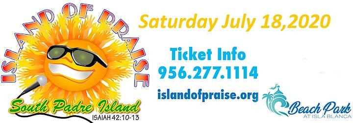 Island of Praise 2020 image