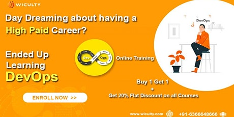 DevOps Online Training | Instructor LED & Pure Hands-on Training | WeekEnd tickets