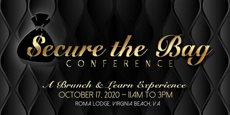 Secure The Bag Conference tickets