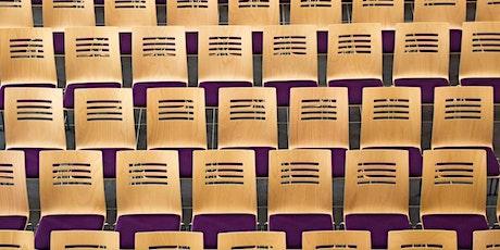 Registratie bezoekers kerkdiensten (TEST) tickets