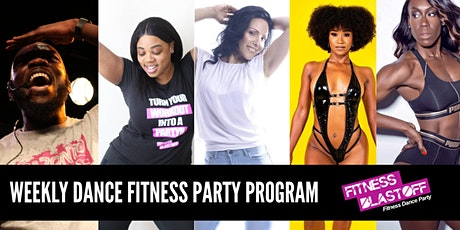 Weekly Dance Fitness Party Program tickets
