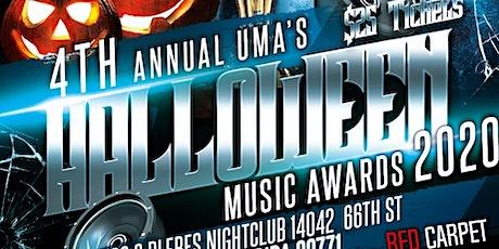 4th Annual UMAs & Halloween Event tickets