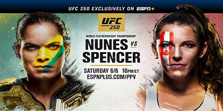 MMA@!.UFC 250 LIVE ON tickets
