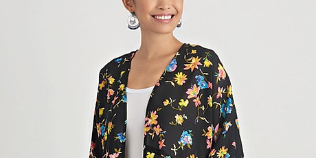 Beginners Sewing: Make a Stylish Kimono Top! tickets