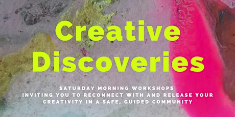 Creative Discoveries: Nature's Nurture - Honouring The Land tickets