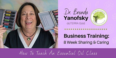 Business Training: How To Teach An Essential Oil Class tickets