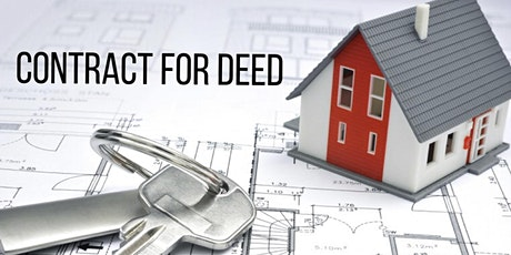 CA Contract for Deed Workshop tickets