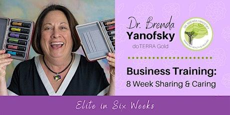 Business Training: Elite in Six Weeks! tickets