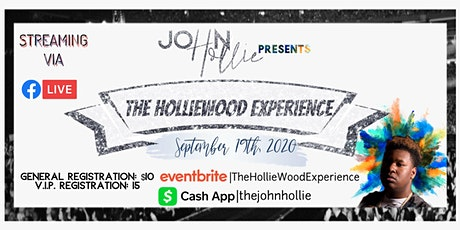 The HollieWood Experience tickets