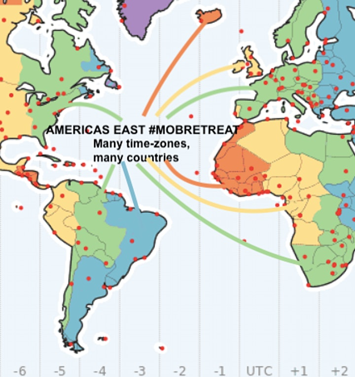 MobReteat WINTER 2021 for ALL Americas North, South, East, West & Friends image
