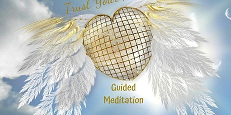 Trust Your Heart Guided Meditation with Laura DeSimone tickets