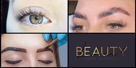Beauty Trends: Lash Lift/Tint, Brow Lamination, Henna Brows (Baltimore, MD) tickets