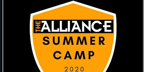 The Alliance Summer Camp tickets