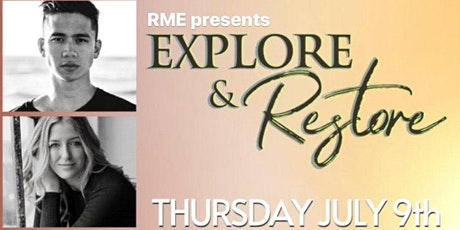 """RME Presents:  The """"Explore & Restore"""" Experience tickets"""