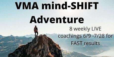 Leader mind-SHIFT Adventure - Launch your biz + Life Tuesdays 6/9-7/28 tickets