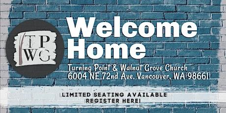 Turning Point & Walnut Grove Sunday Services tickets