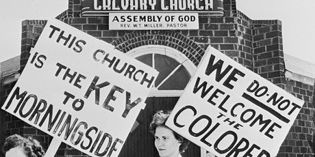Racism & The Church: How Racism Shaped the Church in America - 5 Week Class tickets