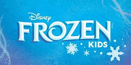 Frozen Kids Camp Show CAST-A tickets