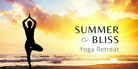 Summer Bliss: 3-hr Yoga Retreat tickets