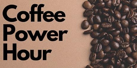 YNPN August Coffee Power Hour (Virtual Event) tickets