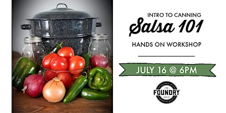 The Foundry - Salsa 101 tickets