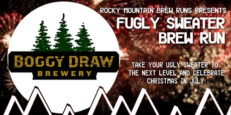Fugly Sweater Brew Run tickets