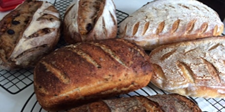 SOURDOUGH WORKSHOP FOR  BEGINNERS tickets