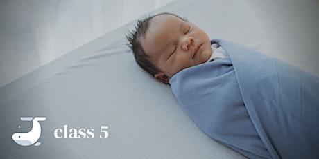 Free Class - Keeping Baby Sleeping tickets
