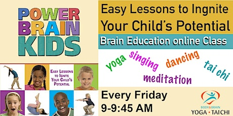 Brain Education for Kids & Parents tickets