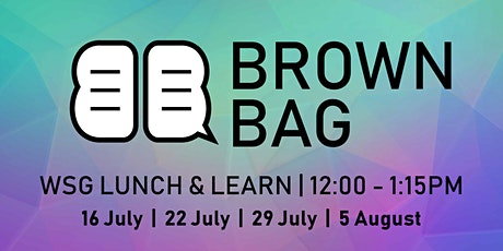 Brown Bag: Building Resilience in the Workplace - HeadHunt tickets