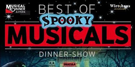 Musical Dinnershow - Ausweichtermin Tickets