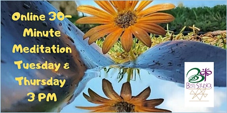 Online 30-Minute Meditation tickets