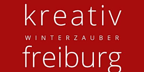 ALLE MESSETICKETS kreativ freiburg für den 14. und 15.11. 2020 - HIER Tickets