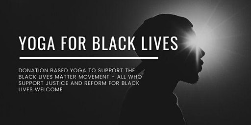 Yoga for Black Lives Matter