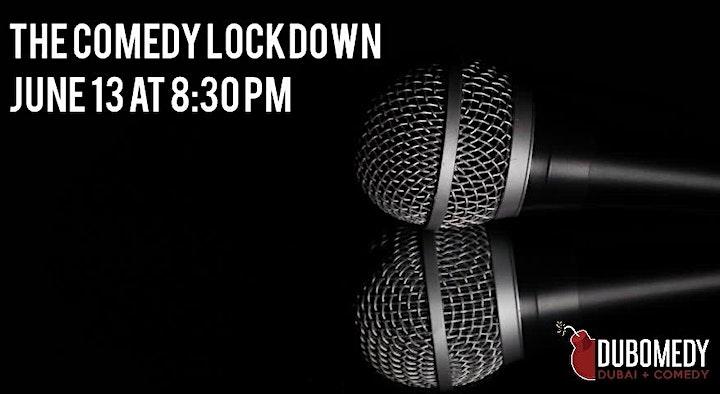 The Comedy Lockdown Showcase image