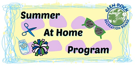 2020 At Home Playground Program tickets