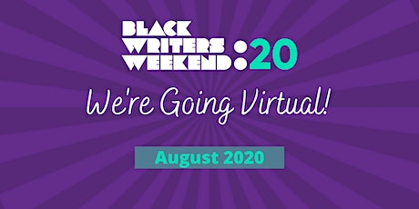 Black Writers Weekend 2020 tickets