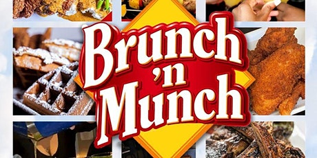 BRUNCH N MUNCH SUNDAYS AT BAR 2200 tickets