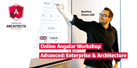 Angular Architecture Online Workshop, Advanced, English Tickets