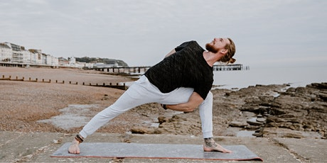 Online Beginners Yoga Workout with Josh Box Yoga tickets