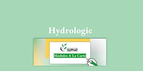 Hydrologie- Module de formation à la carte billets