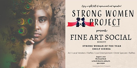 Strong Women Project Social tickets