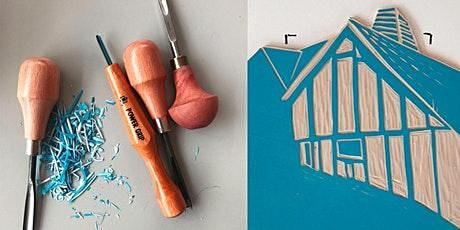 Creativity with Linocut Printing at VO Curations tickets