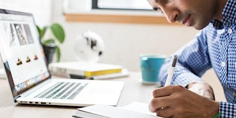 Online /Virtual SC Advanced Principles Course November Course tickets
