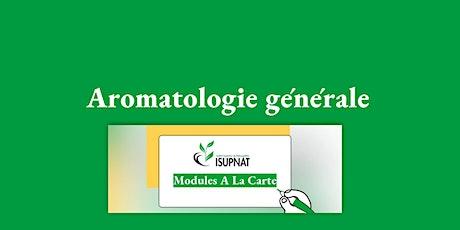 Aromatologie générale - Module de formation à la carte billets