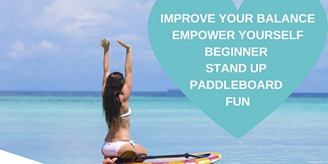 AIR, WATER, FIRE  - Beginner Stand Up Paddle Board tickets