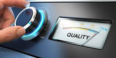 Continuous Improvement Tools for your Quality Management System  Webinar tickets